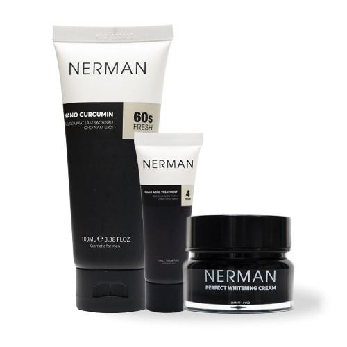 Combo đẹp trai hoàn hảo Nerman