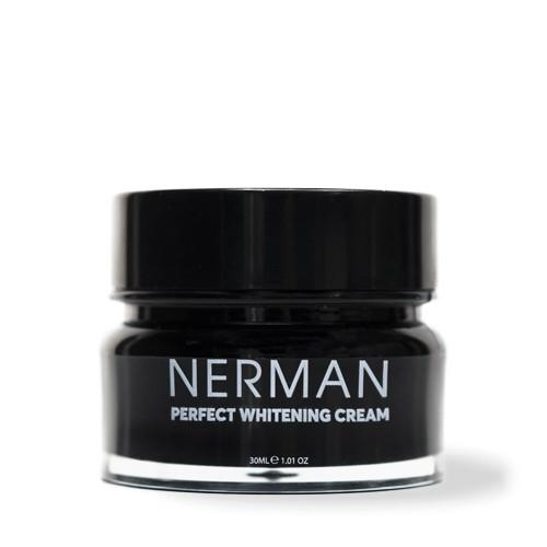 Kem dưỡng trắng, giảm thâm, mờ sẹo Nerman Perfect Whitening Cream
