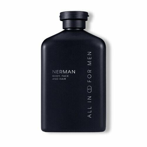 Sữa tắm hương nước hoa cao cấp Gentleman 3 trong 1 – Face, Body and hair